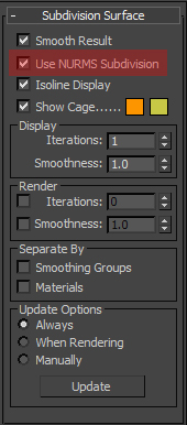 Working With Smoothing Groups In 3Ds Max | Hybrid Talks