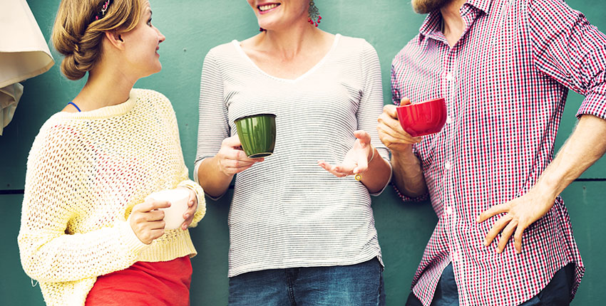Make Friends At Work; It's Good For Your Health!