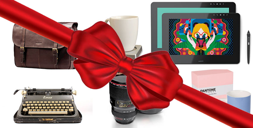 Christmas Gift Ideas Creatives Will Appreciate