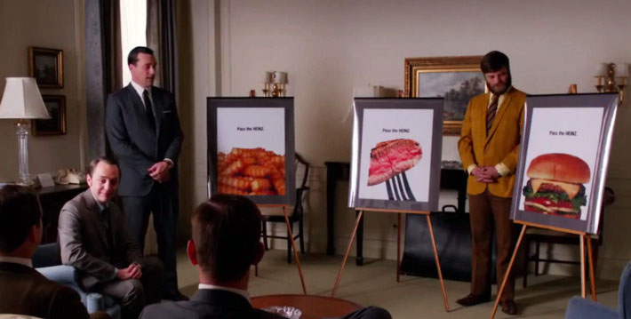 Mad Men Heinz Ad Pitch Is Coming To Life, For Real! | Hybrid Talks
