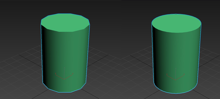 Working With Smoothing Groups In 3Ds Max   Hybrid Talks