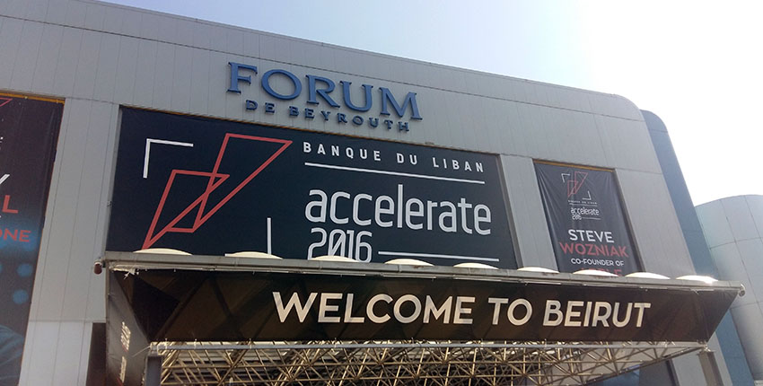 Banque Du Liban Accelerate 2016 | Hybrid Talks